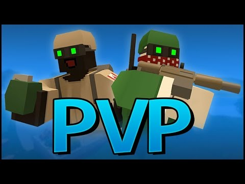 Unturned 3 0 Pvp Server Gameplay Peacemaker Heartbreaker Multiplayer Pvp Montage