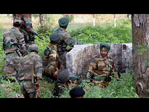 Pakistan violates ceasefire in Poonch, 1 Jawan killed