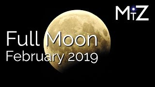 Full Moon Horoscope Monday & Tuesday February 18th & 19th 2019 - True Sidereal Astrology