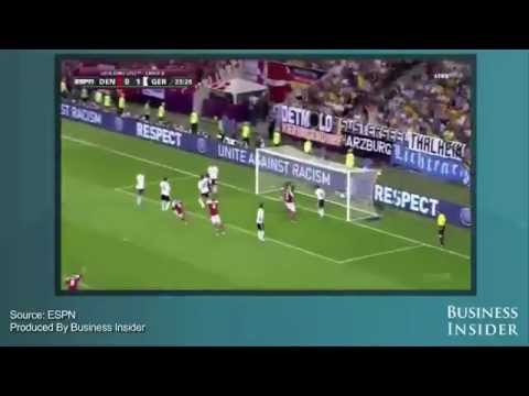 Every Euro 2012 group stage goal in less than 2 minutes