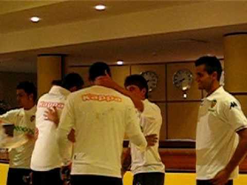 Valencia CF en Ermelo 2009