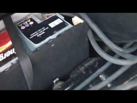 УРА 200 развязка аккумуляторов