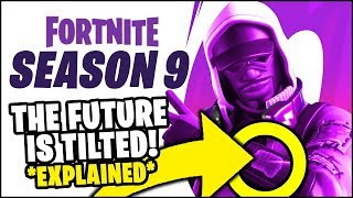 *NEW* FORTNITE SEASON 9 TEASER 3 *NEO* (THE FUTURE IS TILTED - NEW MAP EXPLAINED & LEAKS)