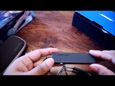 Bose QuietComfort 20 Review (QC20 In-ear Noise Canceling headphones)