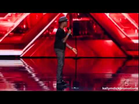 Brian Bradley sings his original song Stop Looking At My Momz at his first audition in front of THE X FACTOR judges...watch to see how he does! Catch all-new...