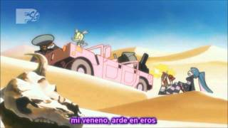 Panty & Stocking with Garterbelt - D. City Rock *Fandub Español Latino*