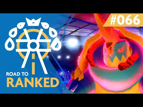 Road to Ranked #66 - The Climb Continues | Competitive VGC 20 Pokemon Sword/Shield Battles
