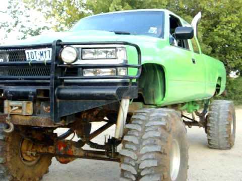 mean green 454 thumpr cam