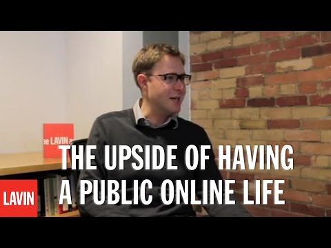 The Upside of Having a Public Online Life: David Eaves