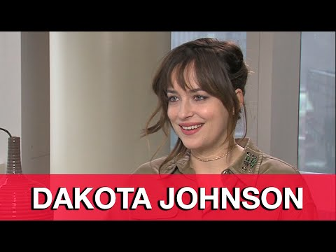 Dakota Johnson Fifty Shades of Grey Interview