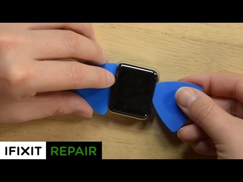 How To: Replace the Screen on your Apple Watch!