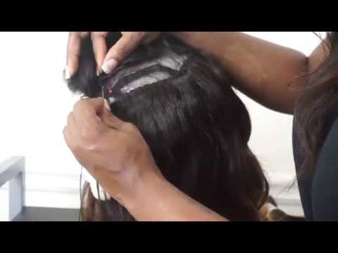 How to Make a Lace Wig with Closure