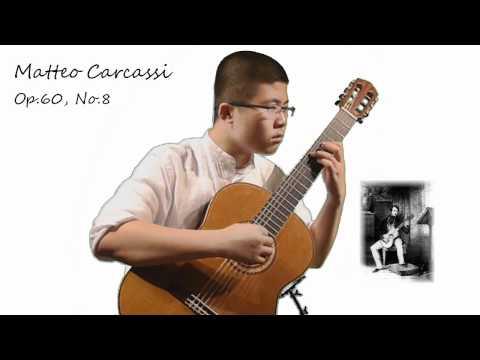 Matteo Carcassi - Op. 60 No. 8