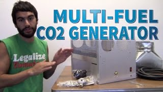 Green Air Products CO2 Generator Multi-Fuel (NG & LP) Unboxing Review