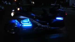 RAW VIDEO - New Goldwing Lights