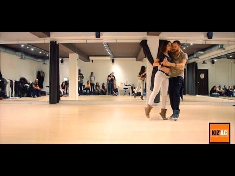Kaem & Marine Kizomba – Elastic Heart Impro