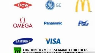 Greenwashing: Olympics slammed for cash doping sponsors