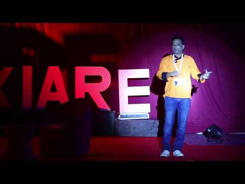 Conveniently unconventional (or )How i became a chef. | sanjay Thumma | TEDxIARE