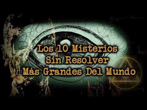 Los 10 Misterios Sin Resolver Más Grandes Del Mundo