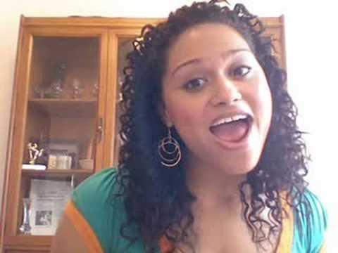JRB Karaoke Madness!!! - Im Not Afraid Of Anything - Amber Nicole Patrick