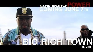 Клип 50 Cent - Big Rich Town ft. Joe