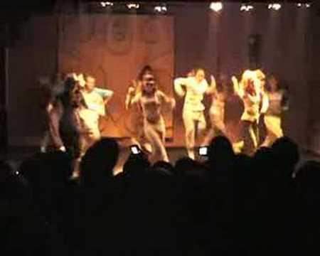 Вечеринка школы танцев Stylelaw