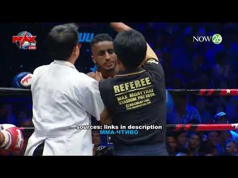 Калейдоскоп насилия: убойный уикенд. Max Muay Thai, True4U Muaymanwansuk, Revo MT, MT Super Champ.