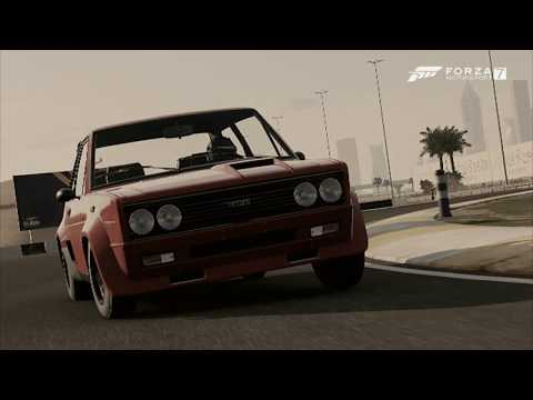 Forza Motorsports 7-Abarth Motors Collection (1980 Abarth Fiat 131 Coupe)