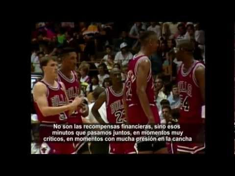 Chicago Bulls 1990-1991 NBA Champions Learning to fly (español)