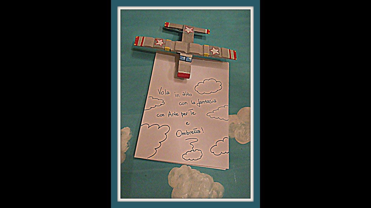 Costruiamo un fermacarte fai da te arte per te for Voliera fai da te