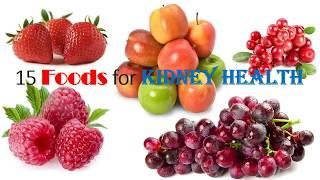 15 Best Foods for Kidney Health