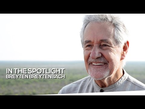 Breyten Breytenbach – In the spotlight - Gondwana Collection Namibia