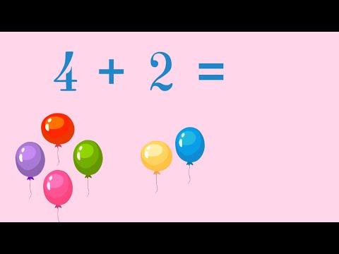 Развивающие мультики для детей малышей – Удивительная стройка – Учимся складывать числа