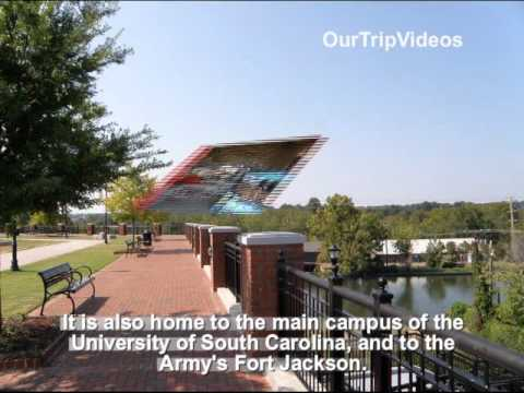 Columbia(Downtown, Columbia Canal, Riverfront Park), SC, US - Part 1