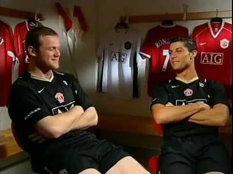Cristiano Ronaldo and Wayne Rooney Interview