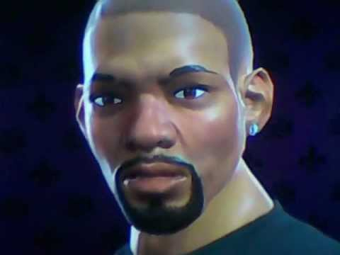 Will Smith - Saints Row the third - marcusgarlick