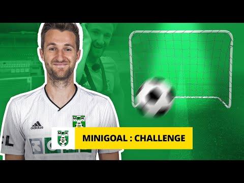 MiniGoal Challenge: Marek Hanousek
