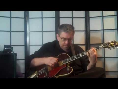 Royce Campbell Plays Wes Montgomery Blues The Thumb