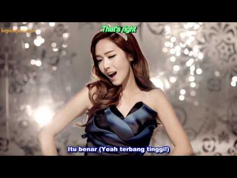 SNSD - The Boys (Eng ver) (indonesian subtitle)
