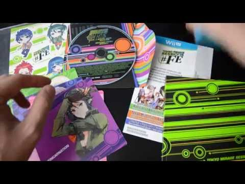 Unboxing Tokyo Mirage Sessions #FE - Fortissimo Edition (European)