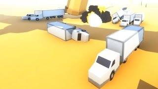 ClusterTruck - TRUCKS CRASHING EVERYWHERE!