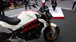 Zongshen Ryuka Break Out 150cc ที่งาน Motor Expo 2016