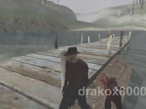 GTA San Andreas - Freddy Krueger Vs Jason - Loquendo