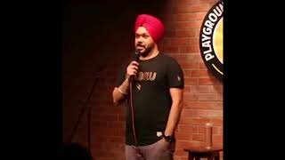 Parvinder Singh Punjabi comedy 2018 ||   -The Great Indian Laughter Challenge