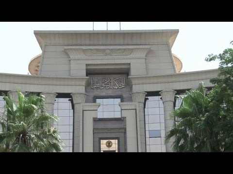 Egypt top court rules Senate, constitution panel invalid