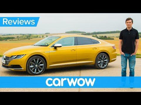 Volkswagen Arteon 2018 in-depth review   Mat Watson Reviews