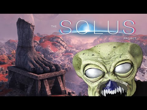 The Solus Project - ИНОПЛАНЕТНАЯ ЦИВИЛИЗАЦИЯ #2