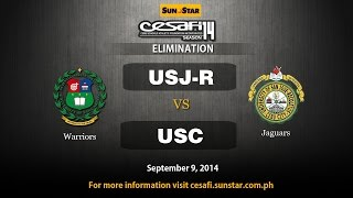 USC VS. USJR - College - September 9, 2014