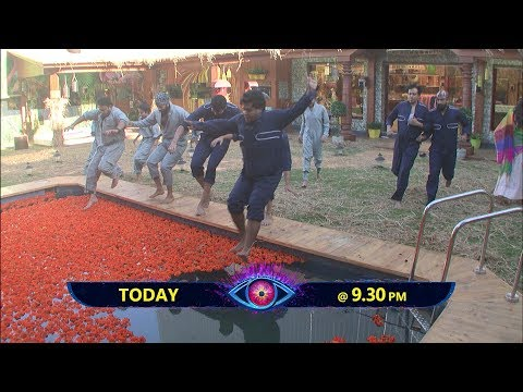 Raja gari kosam Mala cheyataniki housemates Task ready  #BiggBossTelugu2 Today at 9:30 PM thumbnail