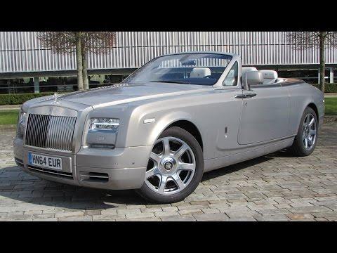 2015 Rolls-Royce Phantom Drophead Coupé Start Up, Exhaust, and In Depth Review